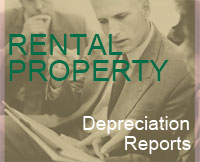 Rental Property Depreciation Report